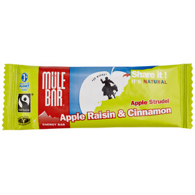Mule Bar Apple Strudel Energy Bar Apple Raisin & Cannamon
